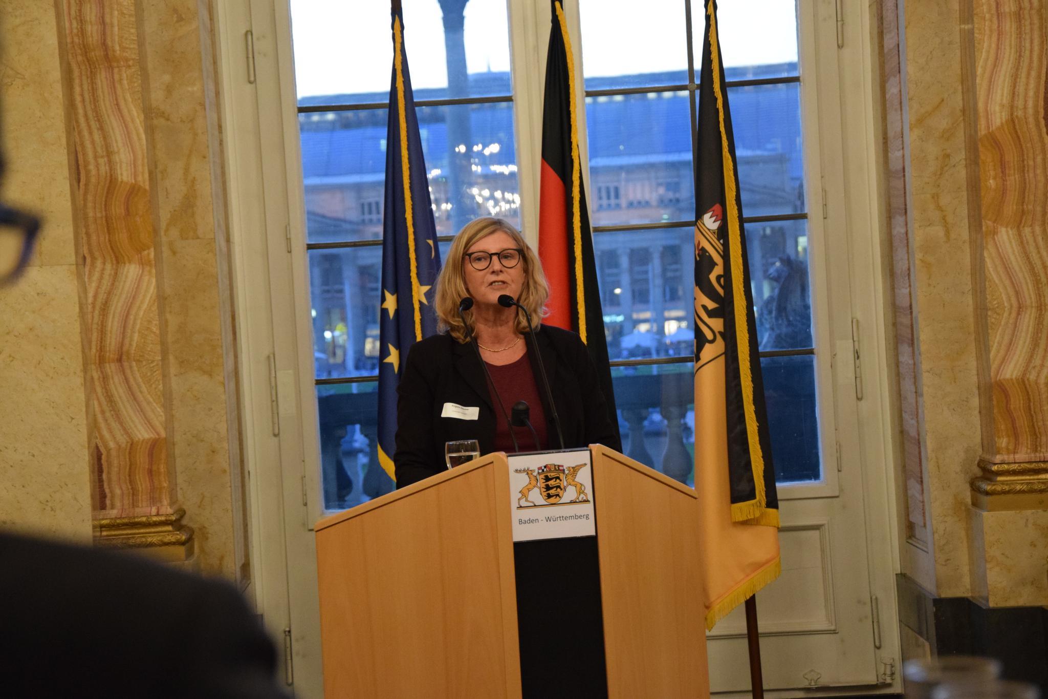 Betriebs- und Personalräteempfang im Neuen Schloss, 16.10.2017