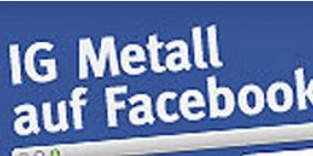 IG Metall auf Facebook