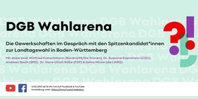 DGB Wahlarena