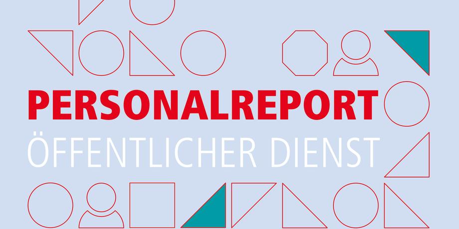 Cover DGB Personalreport 2020