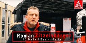 Roman Zitzelsberger zur Kampagne Gewerkschaft schafft