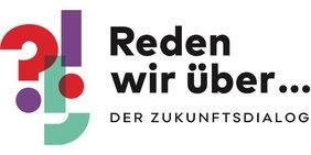 Logo: Reden wir über ... Der Zukunfsdialog