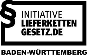 Logo der Initiative Lieferkettengesetz