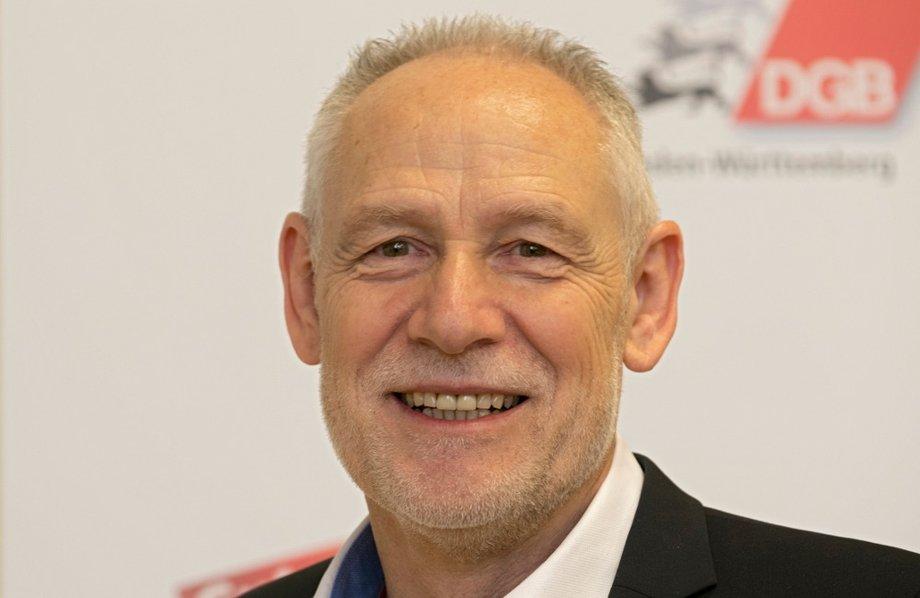 Martin Kunzmann, DGB-Landesvorsitzender