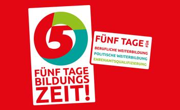 Logo 5 Tage Bildungszeit