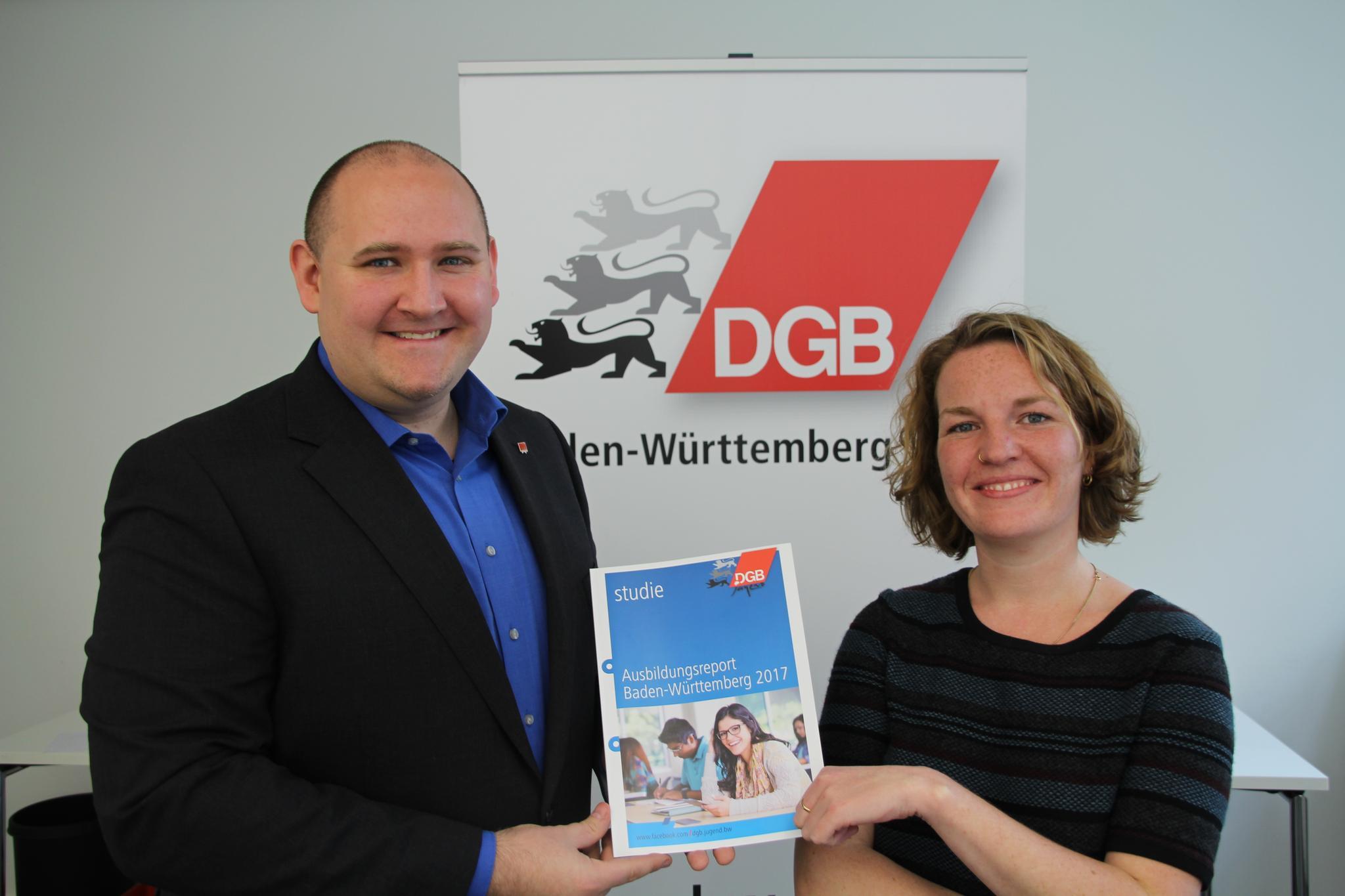 Ausbildungsreport Baden-Württemberg 2017