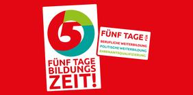 Logo Fünf Tage Bildungszeit