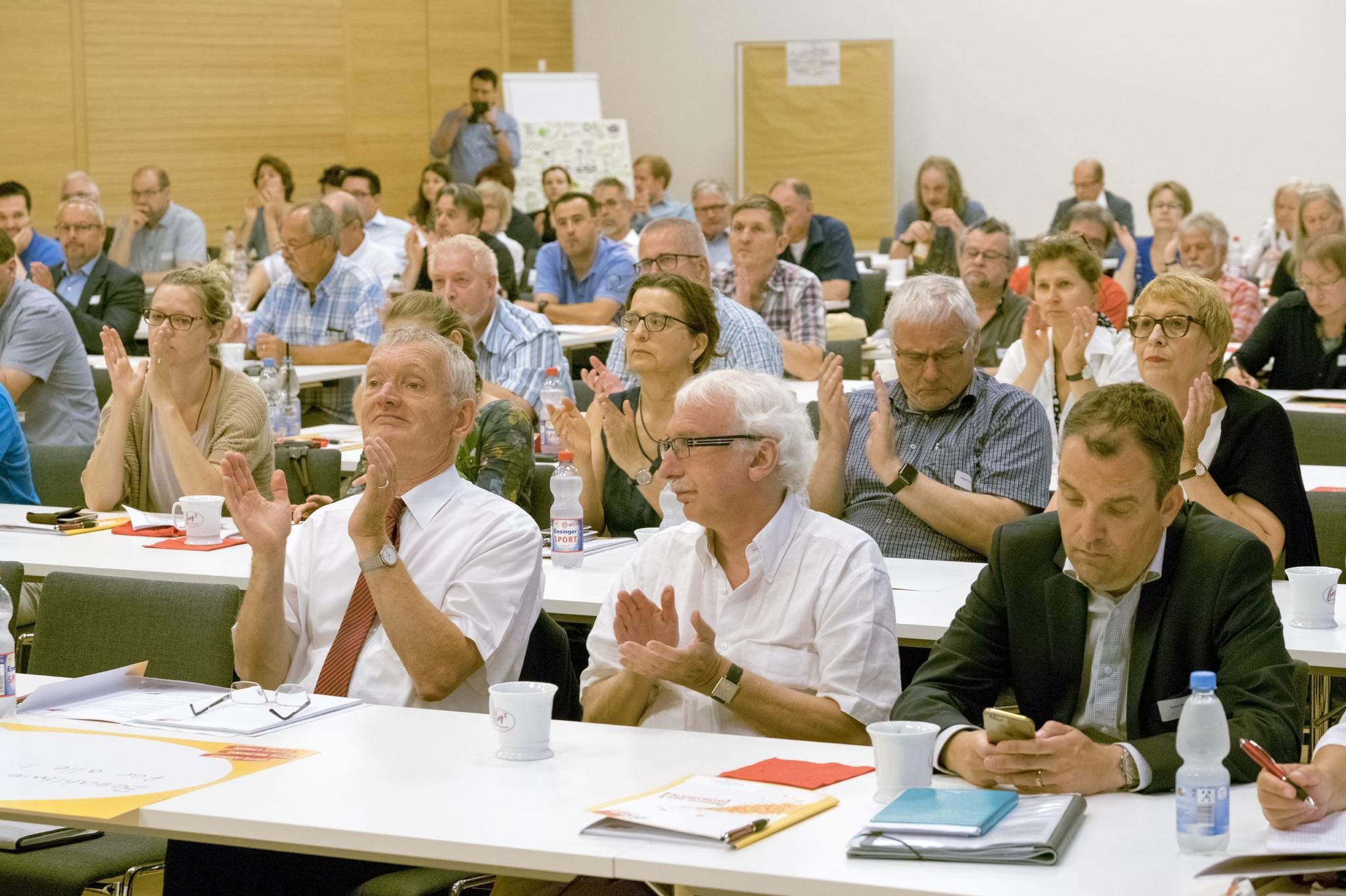 DGB-Forum Arbeitswelt und Gesellschaft der Zukunft, 23.6.2017, Stuttgart