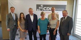 Gespräch mit der CDU-Fraktion zur Pauschalen Beihilfe