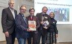 """Verleihung des DGB-Mitbestimmungspreises """"Gute Arbeit - ausgezeichnet"""" am 23.10.2018 im Neuen Schloss in Stuttgart"""